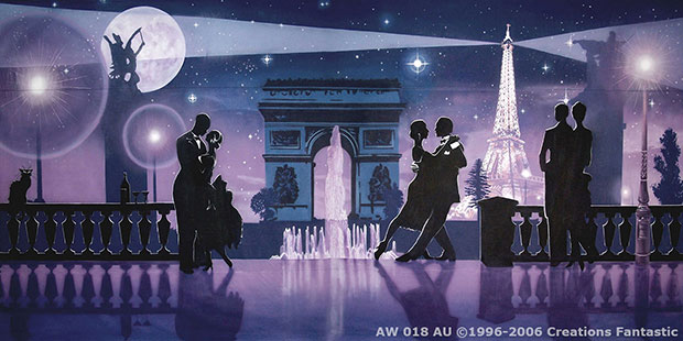 Moonlight in Paris Event backdrop image