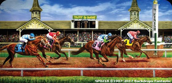 Horse Racing Event backdrop image