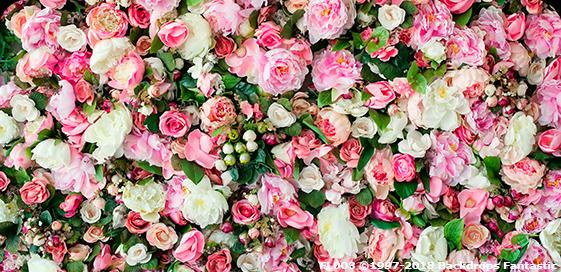 Spring Florals Flower Party Backdrop